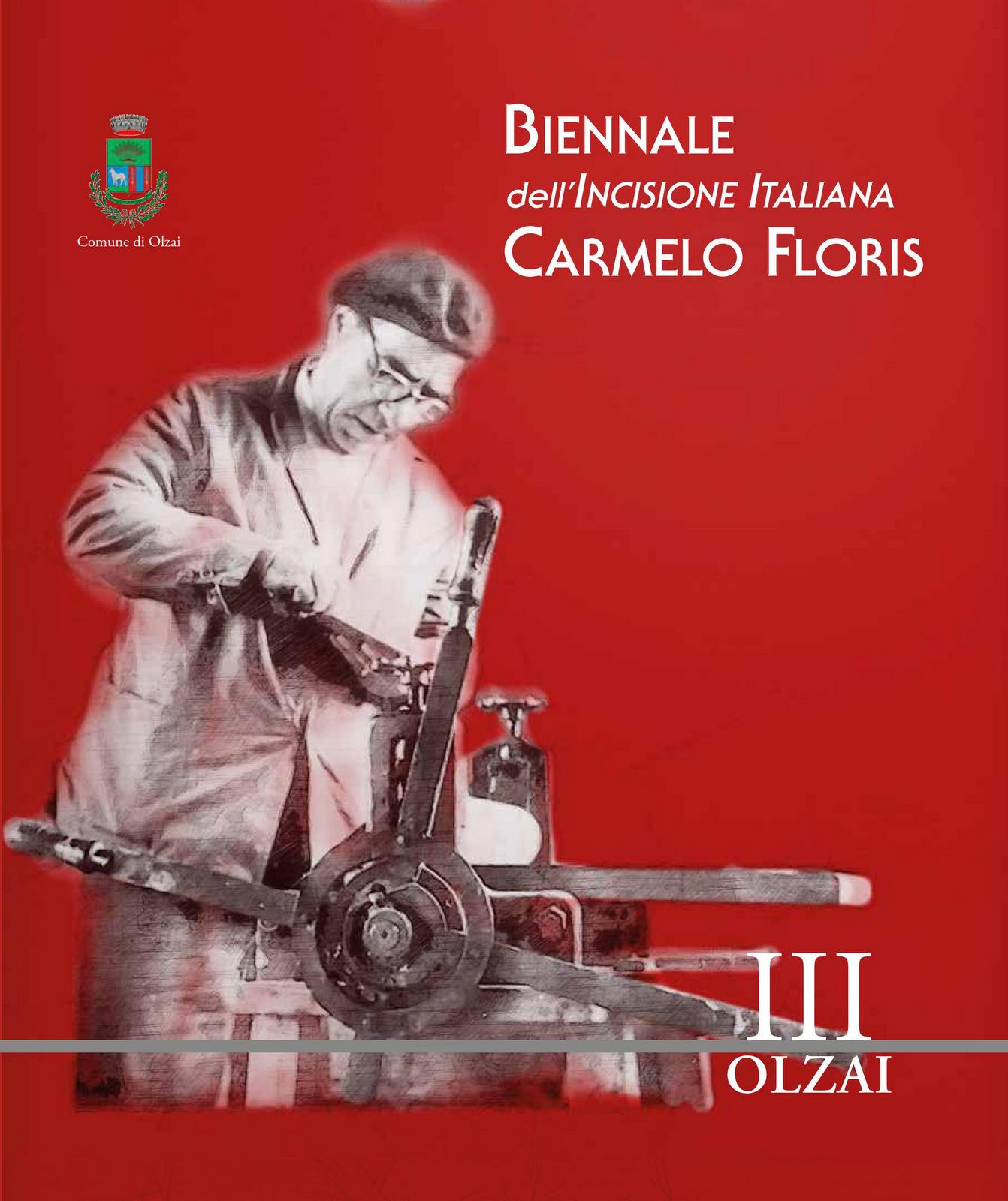 Sabato 4 settembre la presentazione del catalogo della III Biennale dell'Incisione Italiana