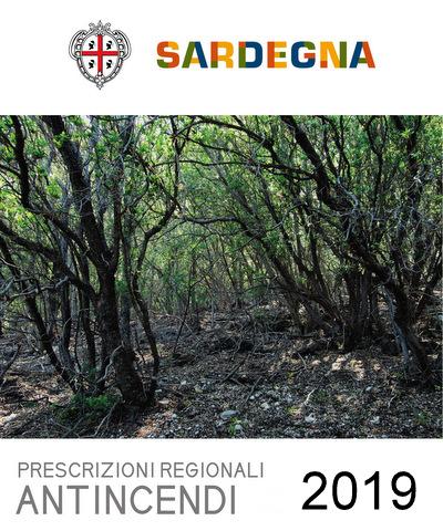 PRESCRIZIONI REGIONALI ANTINCENDI 2019