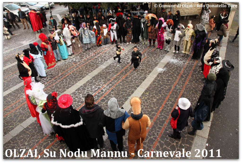 AUTORIZZAZIONE SINDACO - Manifestazioni Carnevale Olzaese 2020