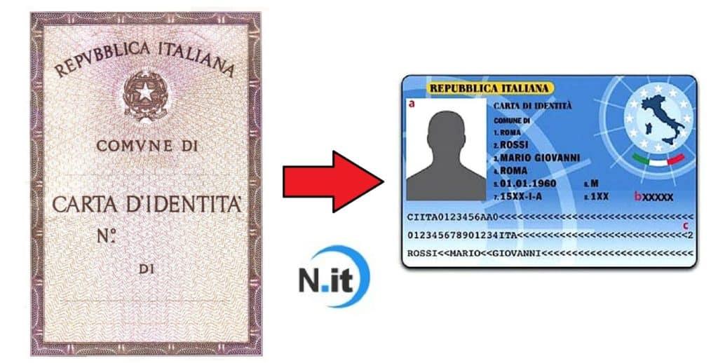 COMUNICATO SERVIZI  DEMOGRAFICI:  PROROGA VALIDITA' DELLE CARTE IDENTITA'  AL 30/04/2021